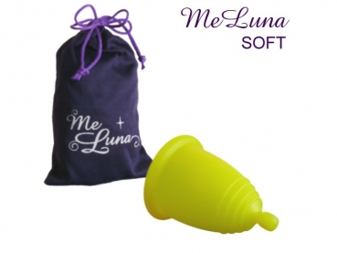 MeLuna Menstruationstasse Soft, Gr. XL