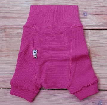 Babyidea Natural Wool Shortie, Gr. S (ca. 2 - 4 Monate)