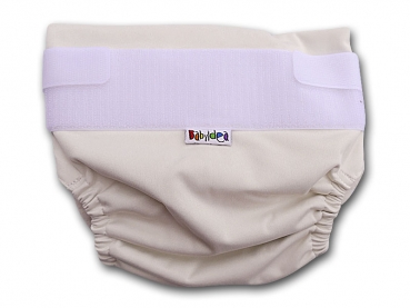 "Babyidea Any Hour Pocketwindel ""Pearl White"""